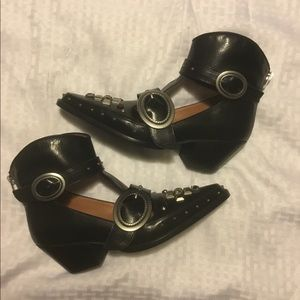 Must have COACH ankle boots- wore once